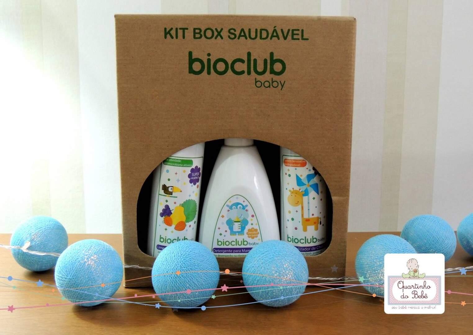 e7f78727e Kit Box Saudável Casa Bioclub 103989